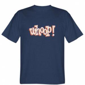Koszulka męska Whoop!