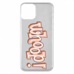 Phone case for iPhone 11 Whoop!