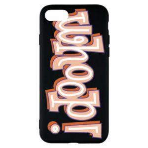 Etui na iPhone SE 2020 Whoop!