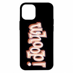 Etui na iPhone 12 Mini Whoop!