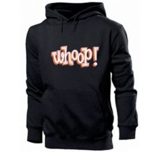 Bluza z kapturem męska Whoop!