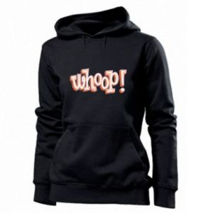 Women's hoodies Whoop!