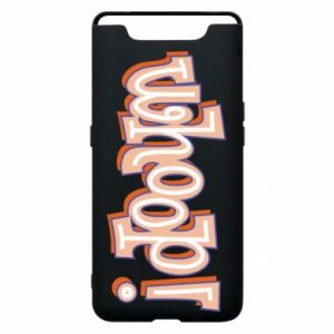 Phone case for Samsung A80 Whoop!
