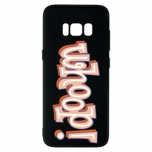 Phone case for Samsung S8 Whoop!