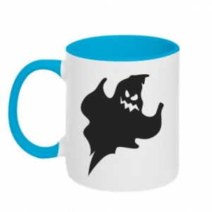 Two-toned mug Wicked smile - PrintSalon