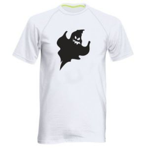 Men's sports t-shirt Wicked smile - PrintSalon