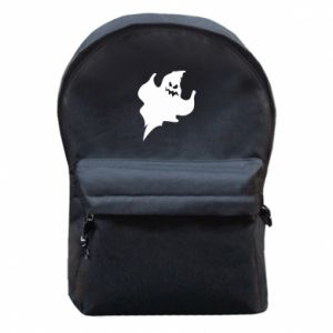 Backpack with front pocket Wicked smile - PrintSalon