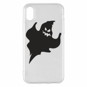 Phone case for iPhone X/Xs Wicked smile - PrintSalon