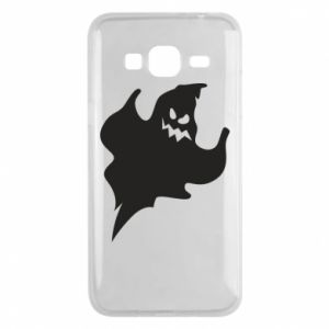 Phone case for Samsung J3 2016 Wicked smile - PrintSalon