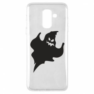 Phone case for Samsung A6+ 2018 Wicked smile - PrintSalon