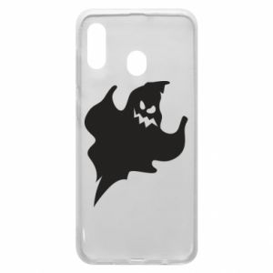 Phone case for Samsung A20 Wicked smile - PrintSalon