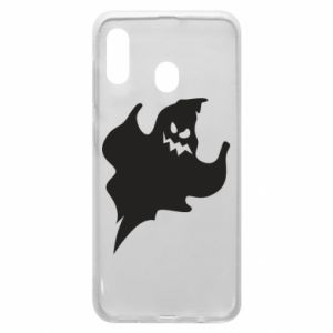 Phone case for Samsung A30 Wicked smile - PrintSalon