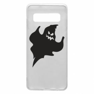Phone case for Samsung S10 Wicked smile - PrintSalon