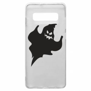 Phone case for Samsung S10+ Wicked smile - PrintSalon