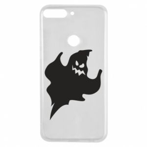 Phone case for Huawei Y7 Prime 2018 Wicked smile - PrintSalon