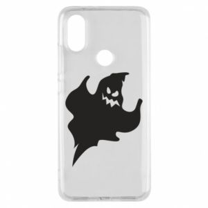 Phone case for Xiaomi Mi A2 Wicked smile - PrintSalon