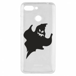 Phone case for Xiaomi Redmi 6 Wicked smile - PrintSalon