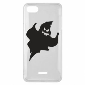 Phone case for Xiaomi Redmi 6A Wicked smile - PrintSalon