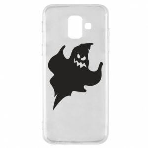Phone case for Samsung A6 2018 Wicked smile - PrintSalon