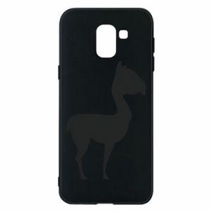 Etui na Samsung J6 Wielbłąd