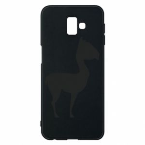 Etui na Samsung J6 Plus 2018 Wielbłąd