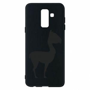 Etui na Samsung A6+ 2018 Wielbłąd