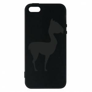 Etui na iPhone 5/5S/SE Wielbłąd