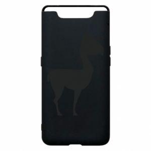 Etui na Samsung A80 Wielbłąd