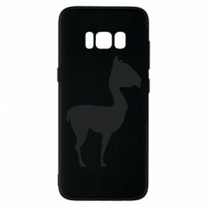 Etui na Samsung S8 Wielbłąd