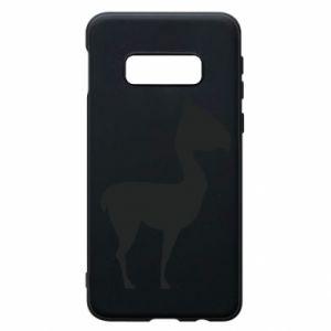 Etui na Samsung S10e Wielbłąd
