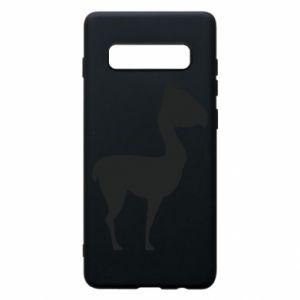 Etui na Samsung S10+ Wielbłąd