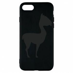 Etui na iPhone 7 Wielbłąd