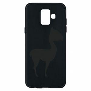 Etui na Samsung A6 2018 Wielbłąd