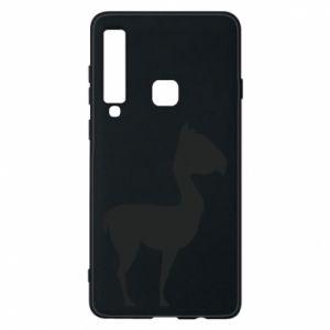 Etui na Samsung A9 2018 Wielbłąd
