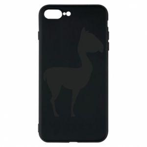 Etui na iPhone 8 Plus Wielbłąd