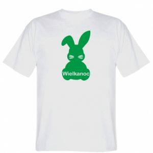 T-shirt Easter. Bunny