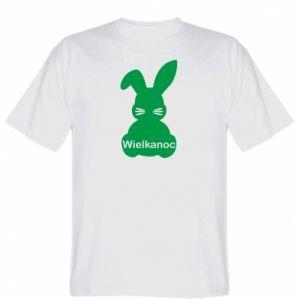 Koszulka Wielkanoc. Królik