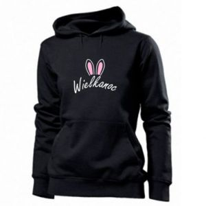 Women's hoodies Easter. Bbunny ears