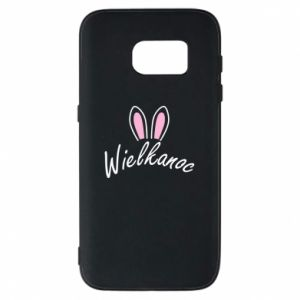Phone case for Samsung S7 Easter. Bbunny ears