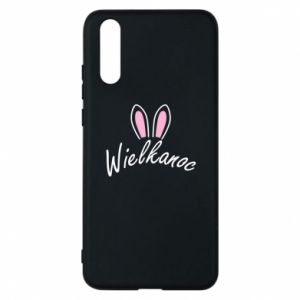 Phone case for Huawei P20 Easter. Bbunny ears