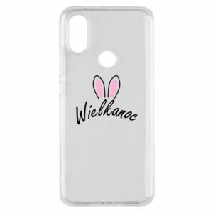 Phone case for Xiaomi Mi A2 Easter. Bbunny ears