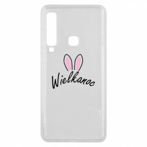 Phone case for Samsung A9 2018 Easter. Bbunny ears