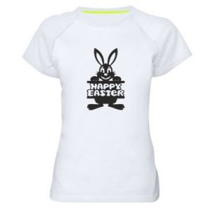 Women's sports t-shirt Easter