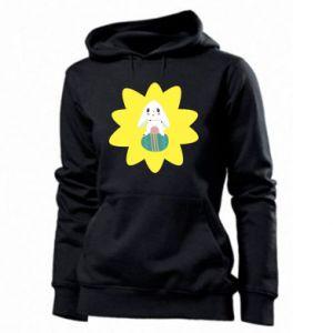 Women's hoodies Easter bunny