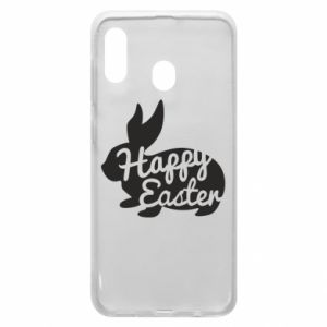 Samsung A20 Case Easter