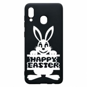 Phone case for Samsung A20 Easter