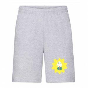 Men's shorts Easter bunny