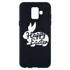 Samsung A6 2018 Case Easter
