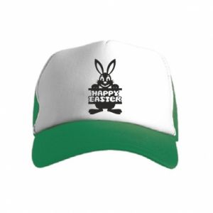 Kid's Trucker Hat Easter