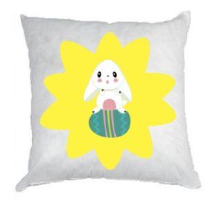 Pillow Easter bunny